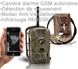 bloquer les pop up android - XTC-12M-GBI - Kit caméra alarme MMS Email IR invisible waterproof & anti-vandalisme