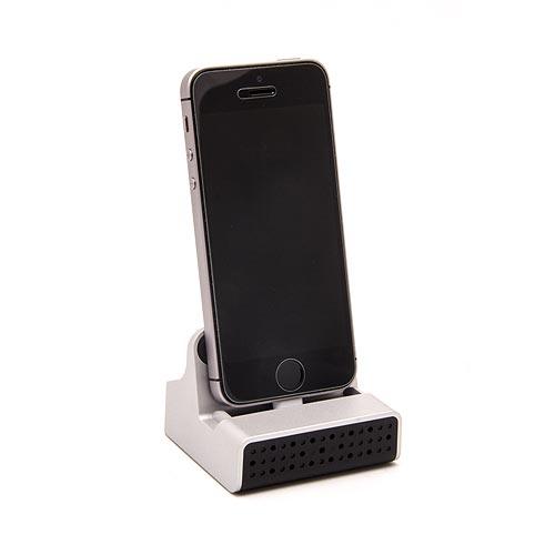 dock iphone 1080p station de recharge pour iphone avec. Black Bedroom Furniture Sets. Home Design Ideas
